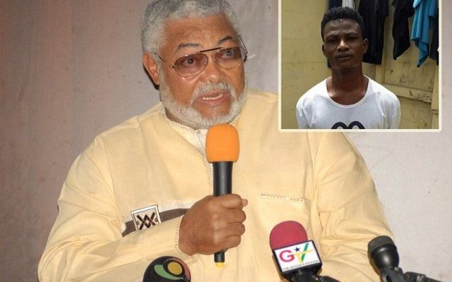 Eye For Eye – JB KILLER MUST DIE! Says Rawlings