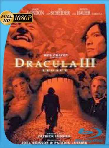 Dracula 3 2005 HD [1080p] Latino [GoogleDrive] DizonHD
