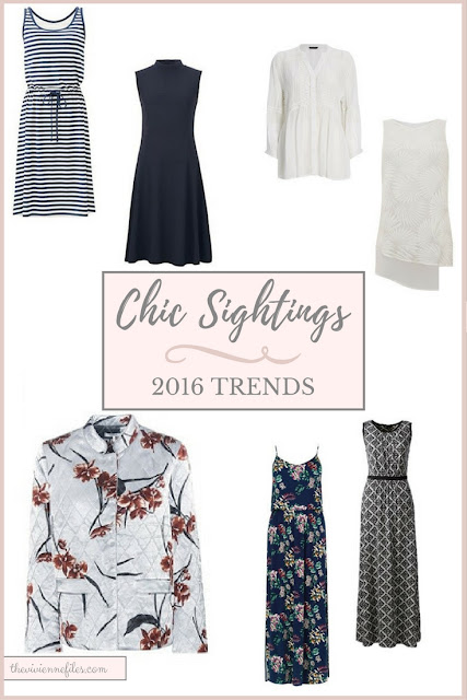 2016 Women's Fashion Trends to consider for the capsule wardrobe