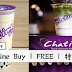 Chatime Buy 1 FREE 1 特别优惠!快Jio 朋友一起去吧~[特定分行]
