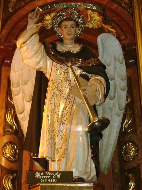 São Vicente Ferrer, Convento de São Domingos, Buenos Aires, Argentina