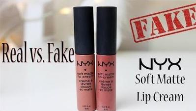 Hal Penting Untuk Menghindari Produk Palsu Nyx Lipstick Matte