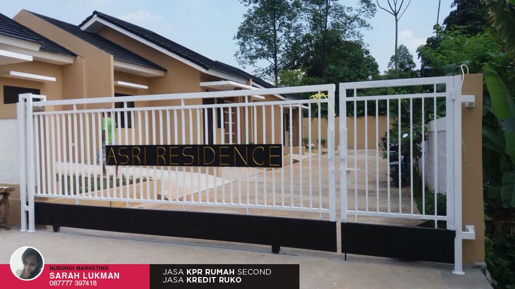 gerbang Asri Residence Pamulang Tangsel