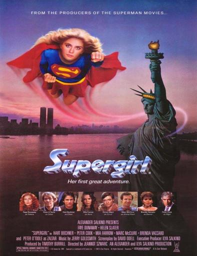 Ver Supergirl (1984) Online