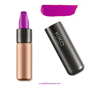 velvet matte lipstick Kiko