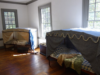 Ford mansion臥室