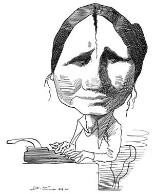 oz.Typewriter: On This Day in Typewriter History: Doris