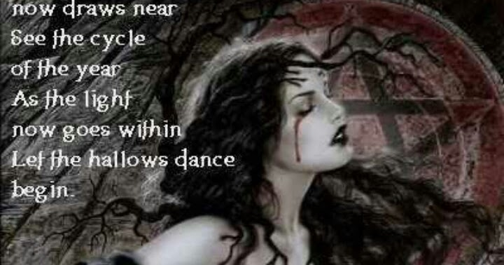 The Wiccan Life Samhain Blessings All