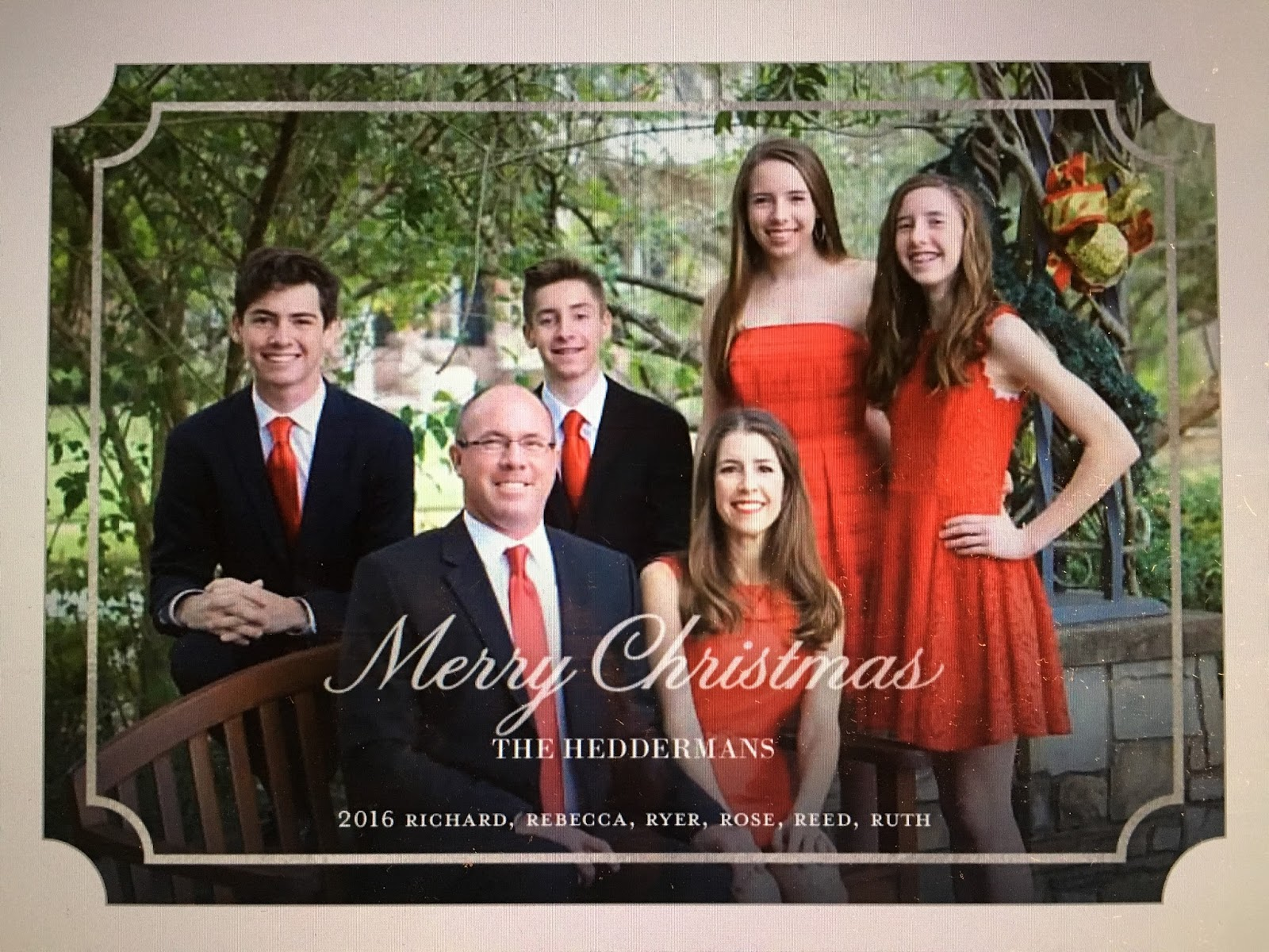 Holiday Photo Cards Minted vs. Shutterfly | Rebecca Hedderman