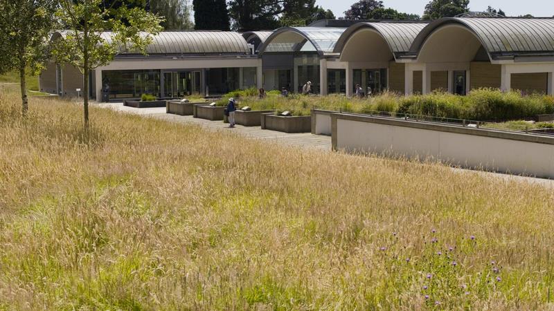 Millennium Seed Bank. Kew Gardens. Wakehurst