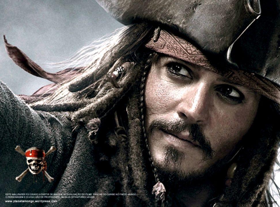 Pirates Of The Caribbean Jack Sparrow Photo