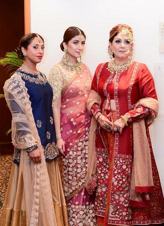 Sonia Malhotra, Mallika Jain, Meenakshi Dutt