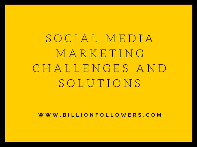 How To Solve The Most Frequent Social Media Marketing Challenges