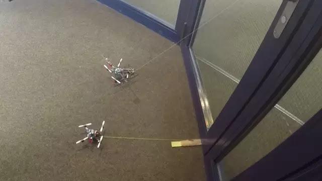 Ilmuwan Ciptakan Microdrone Terinspirasi dari Tawon