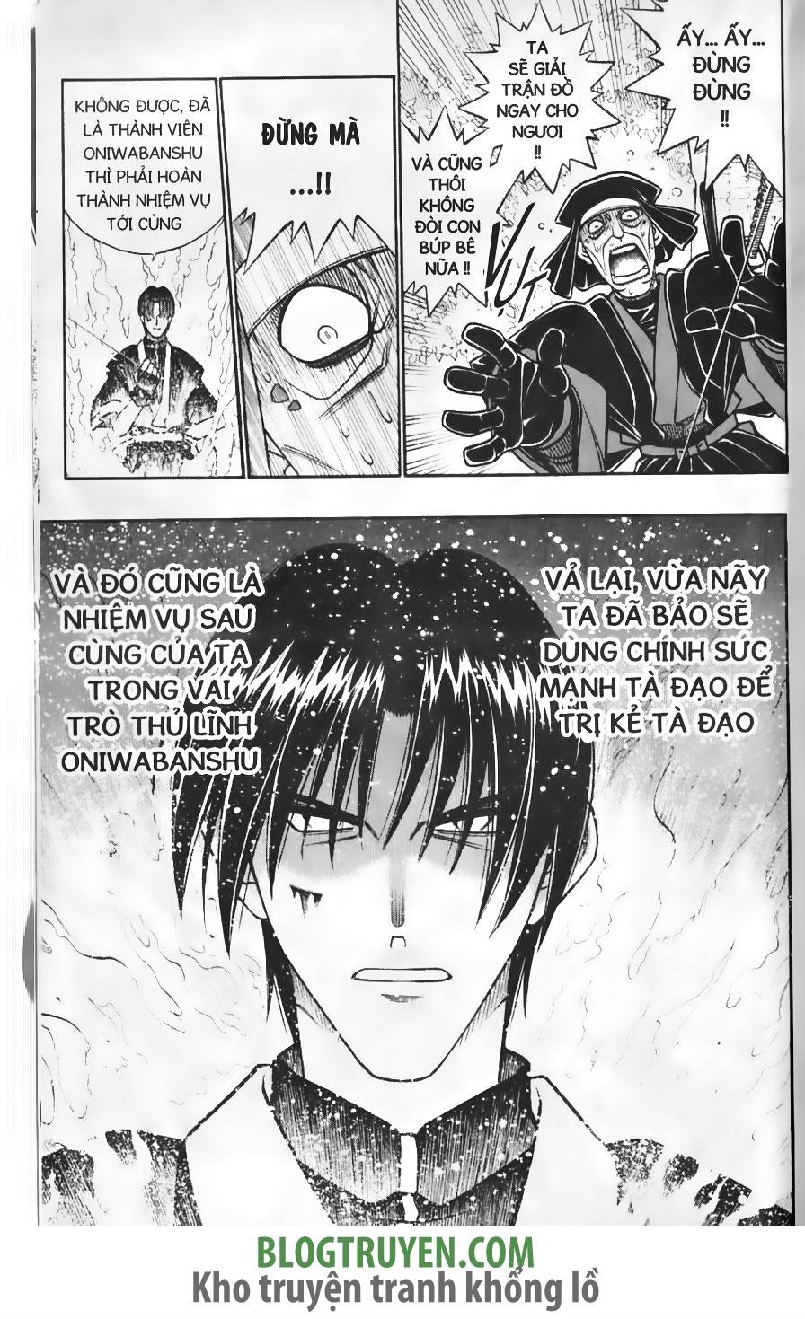 Rurouni Kenshin chap 217 trang 15