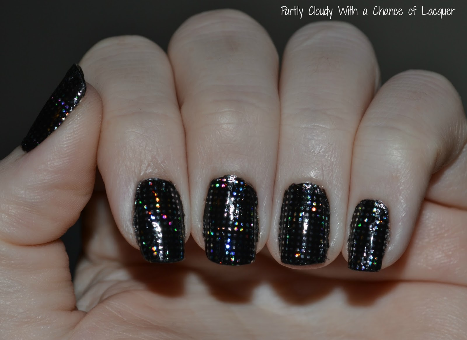 Born Pretty Store Disco Ball Nail Foils | Partly Cloudy With a ...