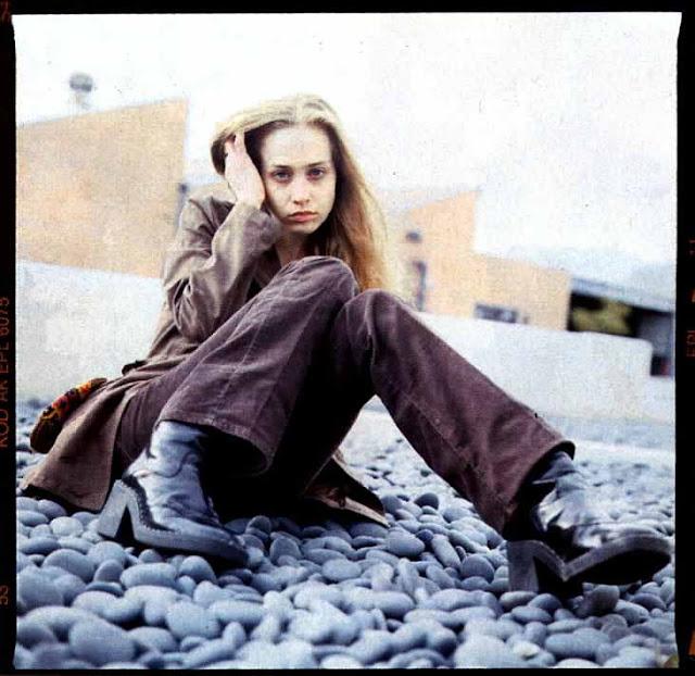 Fiona Apple. Sesión de fotos de Renaud Monfourny, 1997