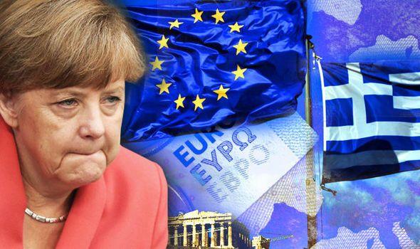 Η χώρα της Merkel