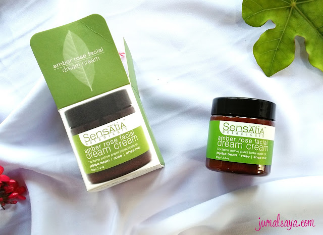 review sensatia botanicals dream cream