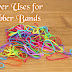 20 Clever Uses for Rubber Bands