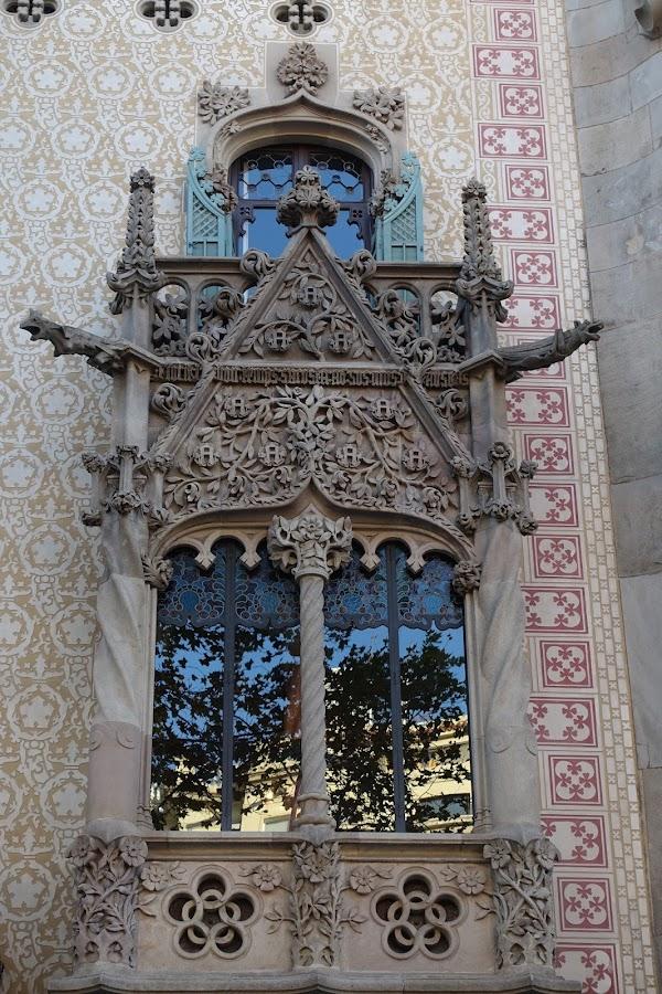 カサ・アマトリェール(Casa Amatller)