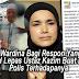 PANAS...Wardina Bagi Respon Yang Sangat Angkuh Selepas Ustaz Kazim Buat Laporan Polis Terhadapnya