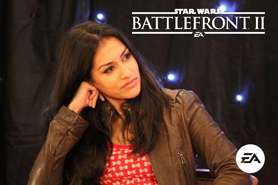 janina gavankar star wars battlefront 2