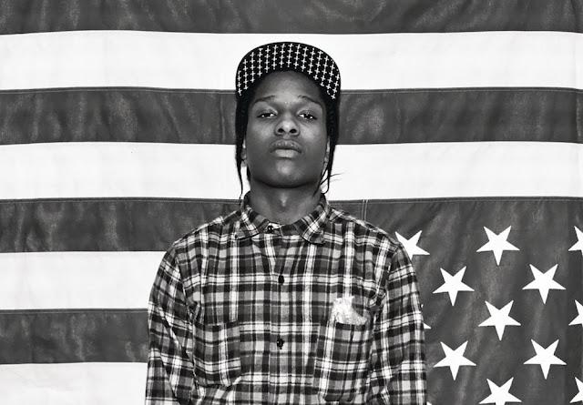Hip Hop Universe - Asap Rocky