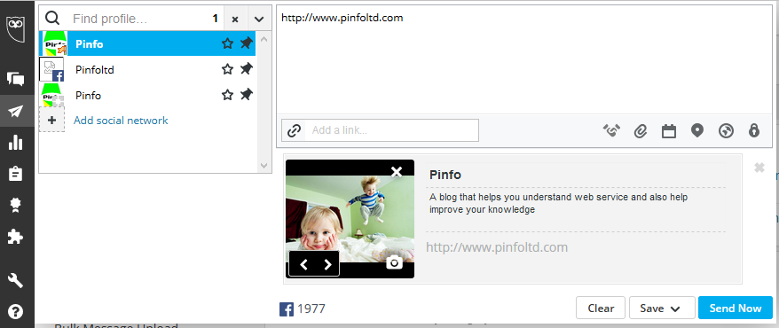 You Will Soon Not Be Able To Edit Link Preview For Facebook Post On