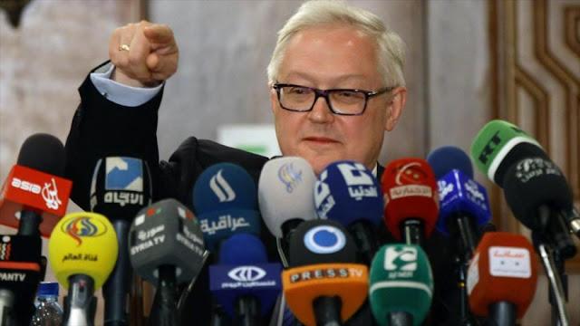Rusia: Las sanciones de EEUU a Siria benefician a los terroristas