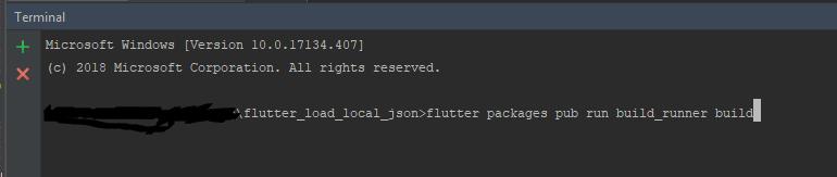Flutter - Auto JSON serialization and deserialization like GSON