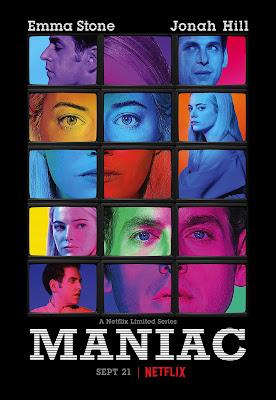 Maniac Netflix serie trailer subtitulado