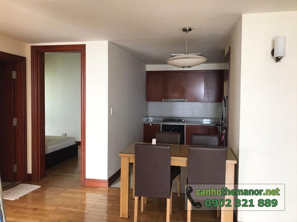 Bán/Cho thuê căn hộ có sổ hồng The Manor 2 tầng 26 nội thất cao cấp - hình 4