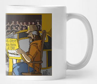 bruins fans bobby orr coffee mug