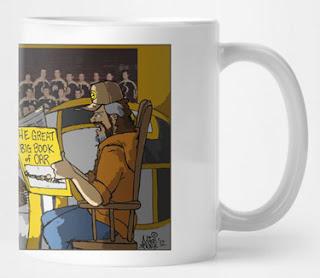 bruins fans bobby orr coffee mug