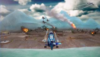 Gunship Strike 3D Mod Apk Unlimited Ammo