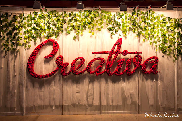 Feria Creativa Madrid 2106