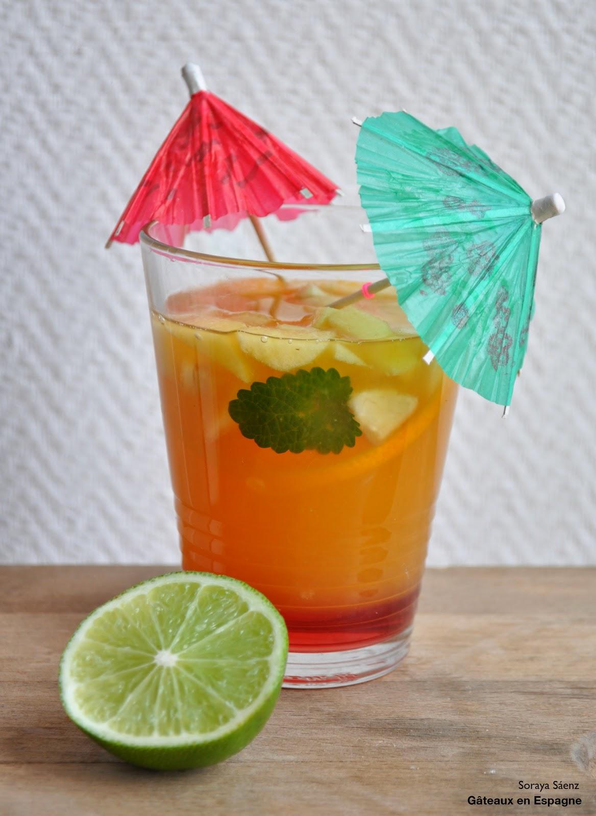 g teaux en espagne recette de boisson le cocktail san francisco. Black Bedroom Furniture Sets. Home Design Ideas