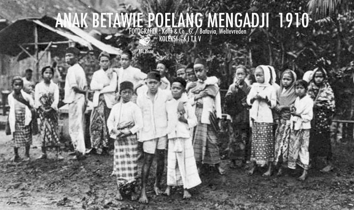 Senarai Ulama Ulama Betawi Tempo Dulu Muslimedia News Media Islam Voice Of Muslim