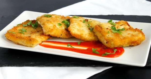 Fried Zucchini Ravioli Recipe