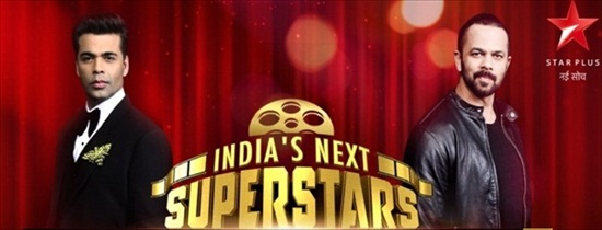 Indias Next Superstars HDTV 480p 200MB 14 January 2018 Watch Online Free Download bolly4u