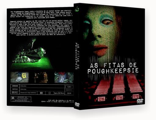 DVD-R As Fitas De Poughkeepsie 2017 – OFICIAL