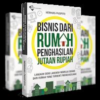 Buku Bisnis Dari Rumah Penghasilan Jutaan Rupiah