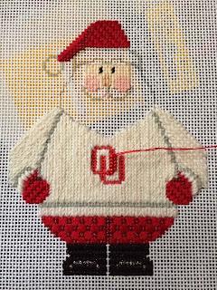 Carol Dupree OU Santa