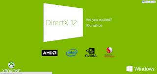 DirectX 12 - Microsoft Promotion
