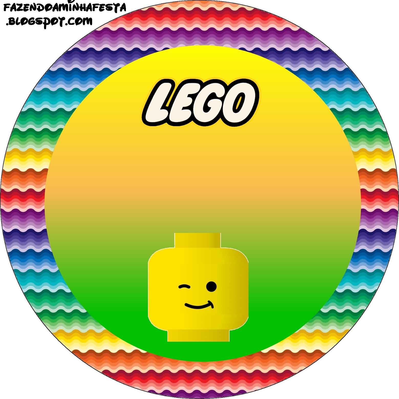 Lego Free Printable Candy Bar Labels