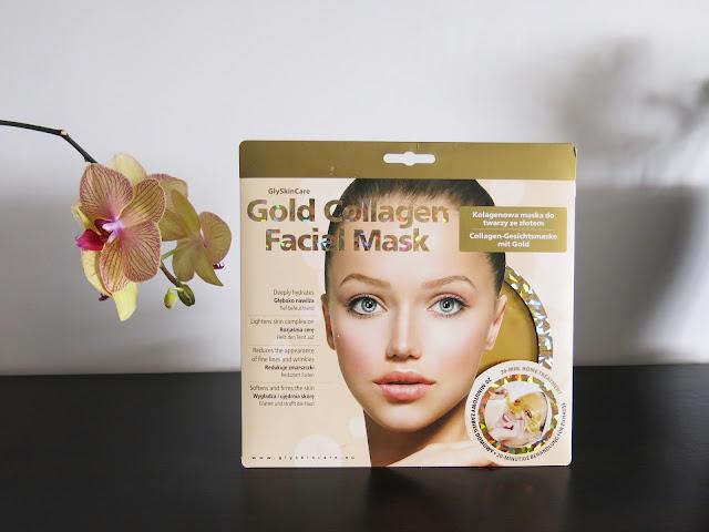 Gold Collagen Facial Mask | Kolagenowa Maseczka Do Twarzy | GlySkinCare