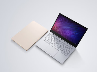xiaomi Mi Notebook with no logo