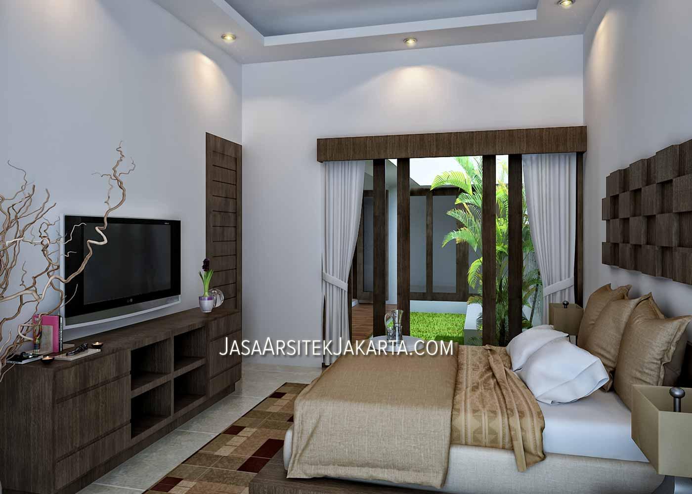 Desain Rumah 5 kamar Luas 330 m2 Bp Havid di Malang  Jasa Arsitek Jakarta