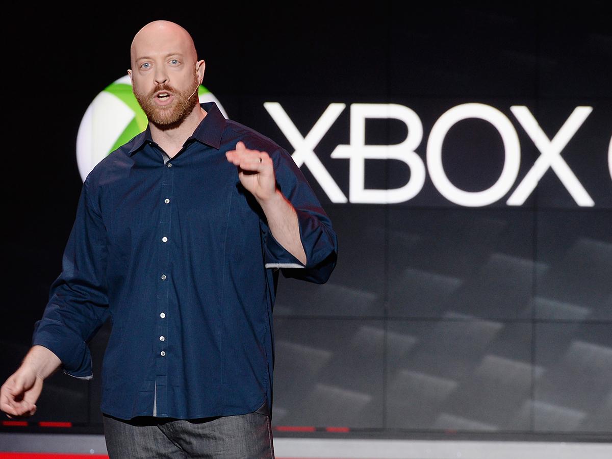 TOP 7 -Dan Greenawalt, 42 tuổi Giám đốc sáng tạo, Turn 10 Studios, người sáng lập của Forza